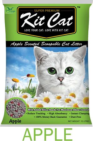 Cát vệ sinh KitCat cho mèo