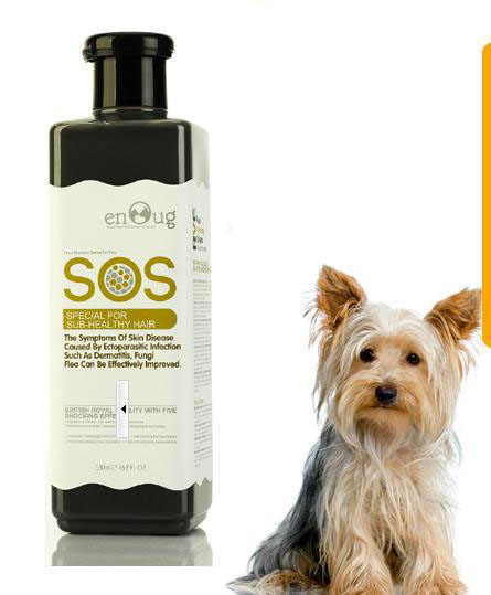 Sữa tắm SOS trị viêm da, nấm da