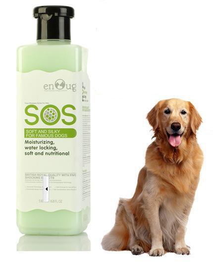 Sữa tắm SOS làm mềm mượt lông