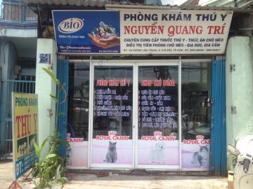 Phòng khám thú y Linh Trung