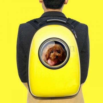 Balo phi hành gia cho chó mèo
